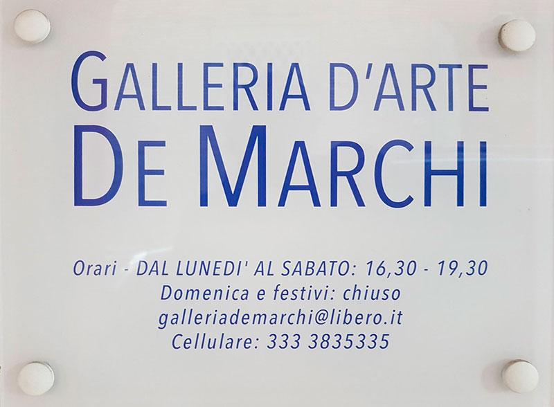 galleria-de-marchi-Bologna